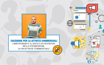 """Facebook per le attività commerciali"" - Il mio workshop a Cassino"